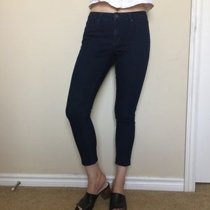 Mossimo | Women's Mid-Rise Jegging Crop Jeans